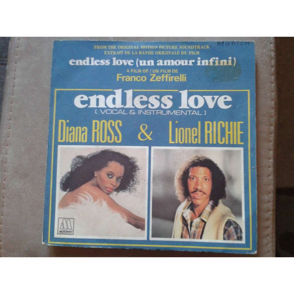 Endless Love (Cover Version of Lionel Richie and Diana ...