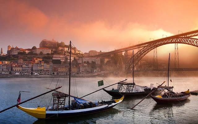 Como andar no Porto