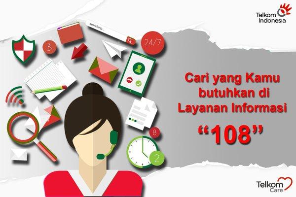 Cari agen JNE terdekat via layanan 108 Telkom.