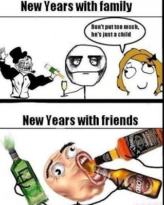 Happy New Year 2018 Funny Images