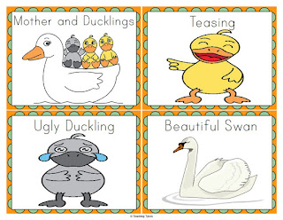 https://www.teacherspayteachers.com/Product/The-Ugly-Duckling-Unit-818072