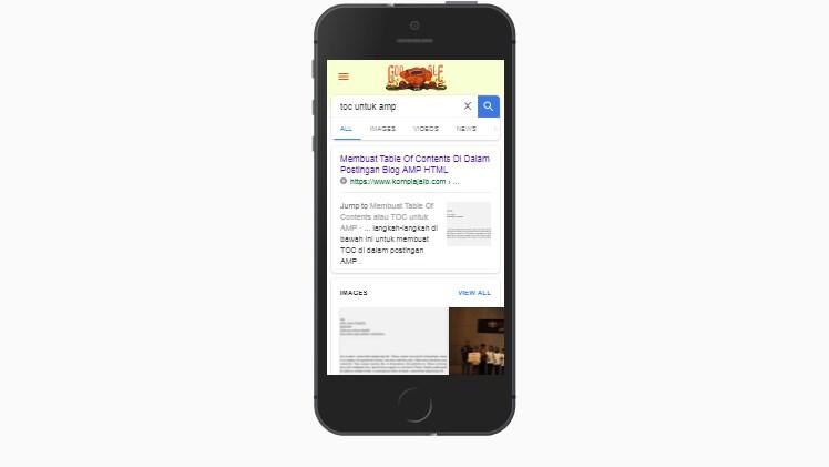 Kabar Baik Untuk AMP, Akan Ditampilkan URL Asli Untuk Artikel AMP Dari Google Search