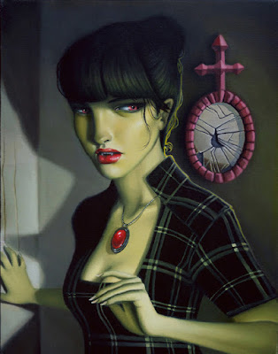 Doppelganger, Sarah Joncas