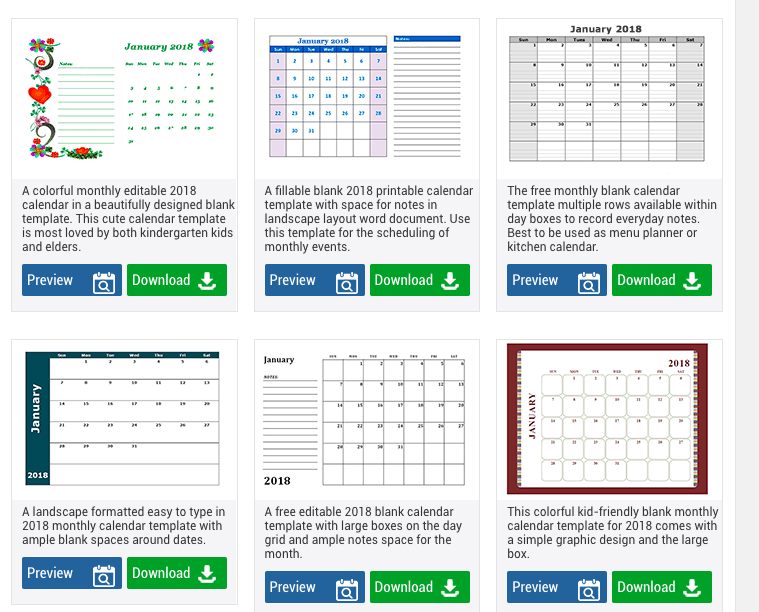 2018 免費列印行事曆的5個方法:在筆記本準備漂亮年度計畫 | SmartM 人才培訓網