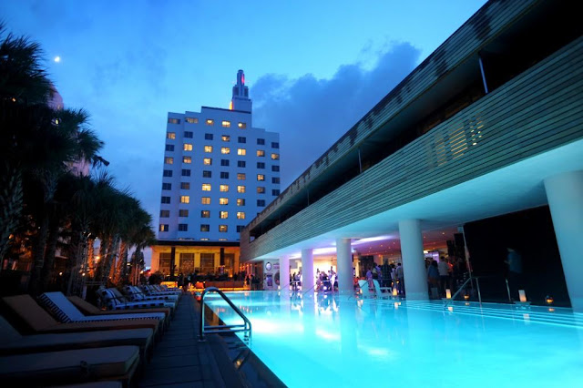 The 4-star SLS South Beach Luxury Hotel offers beachfront accommodations, Miami nightlife, and award-winning cuisine, all centrally located on Collins Avenue.