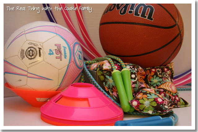 Family Time Fitness & Tablet Giveaway!