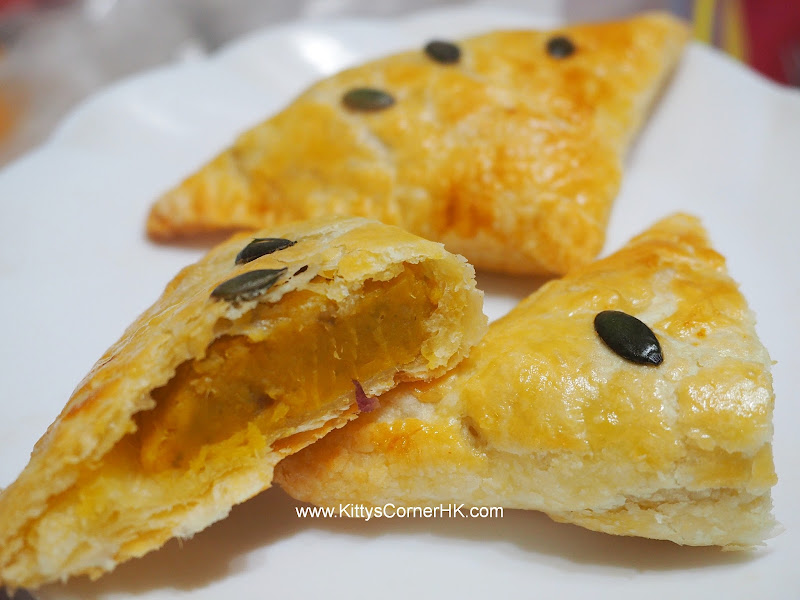 Sweet Potato Pastry DIY recipe 蕃薯酥 自家烘焙食譜