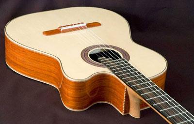 mua dan guitar