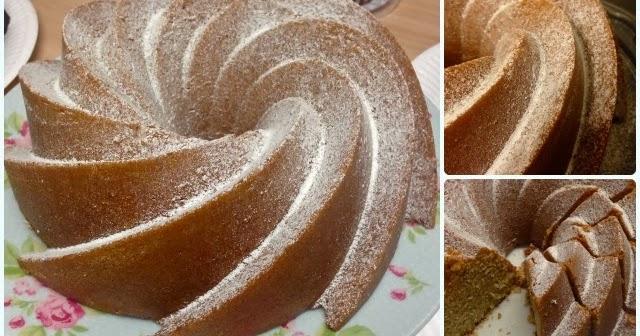 Ginger Bundt Cake Recipe