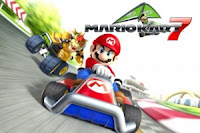 Download Mario Kart 7, available for Wii and Nintendo 3DS.