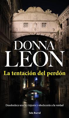 La tentación del perdón - Donna Leon (2018)