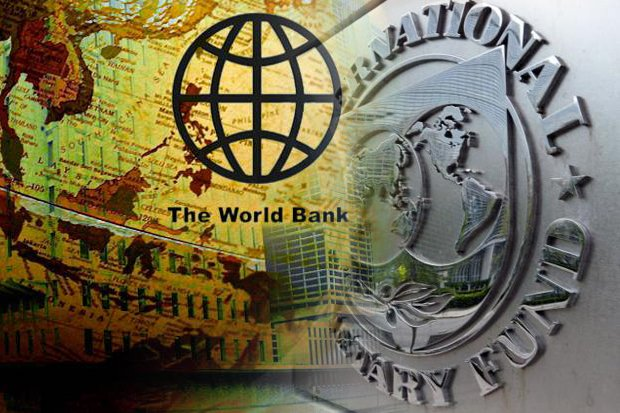 IMF dan Bank Dunia Tegaskan Ekonomi Global Makin Sulit