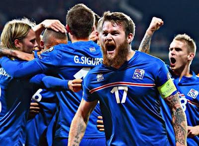 Islandia calificó Rusia 2018