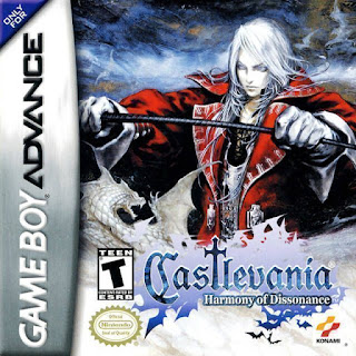 Rom de Castlevania: Harmony of Dissonance - PT-BR - GBA - Download