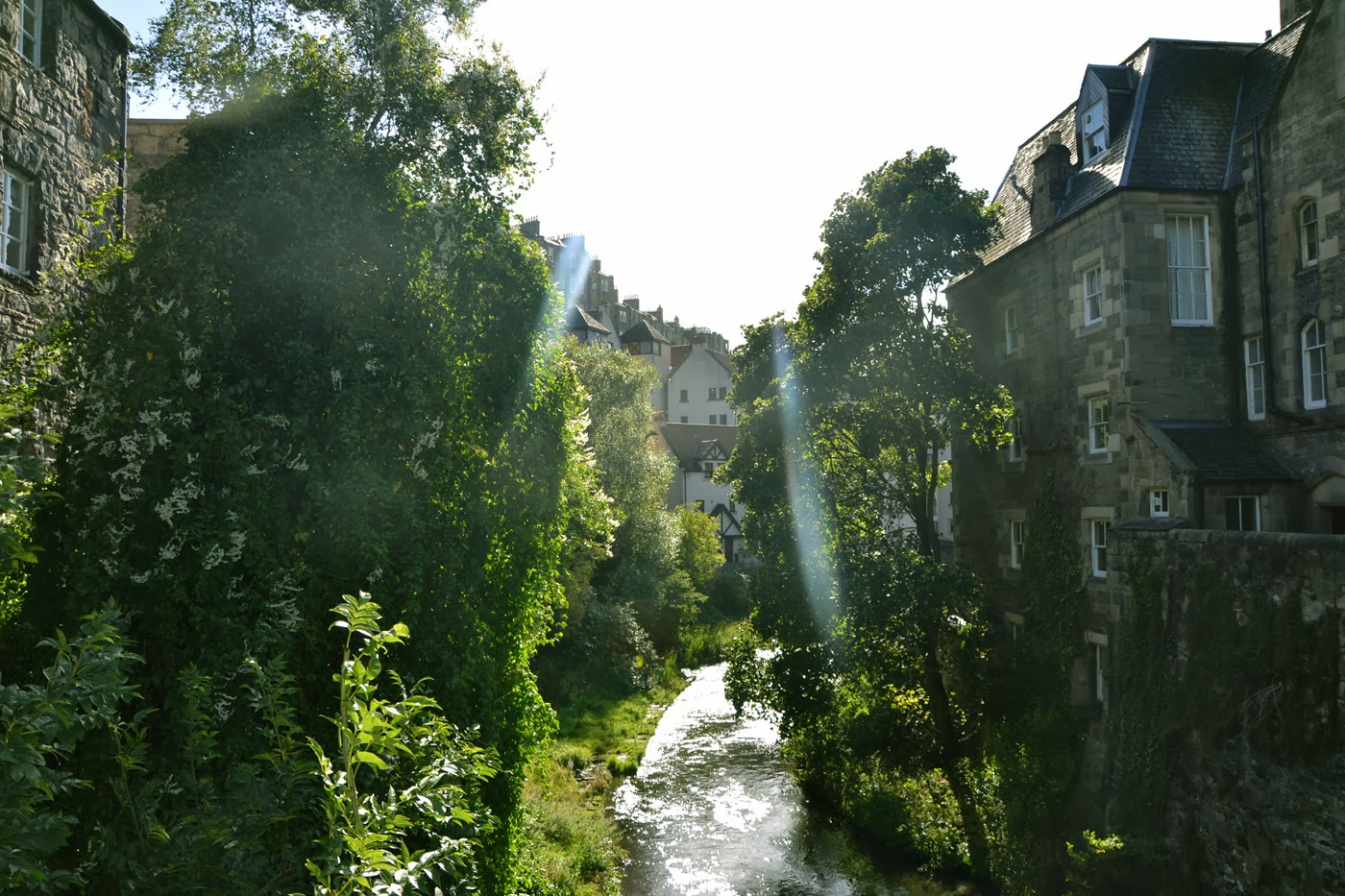 Water of Leith (Edinburgh _ Scotland) by XOANYU.