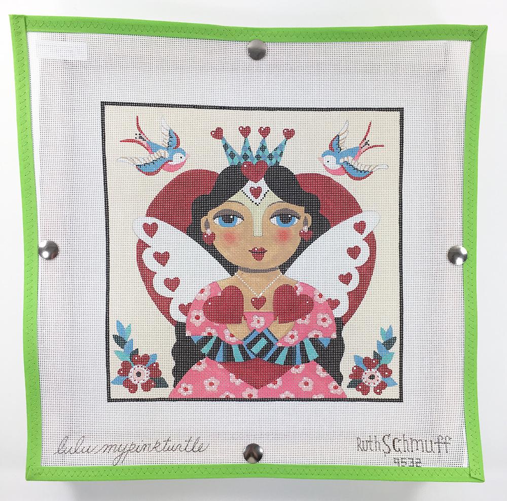 Signature Series I Love You Needlepoint Kit