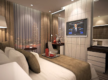 5 Star Hotel Room Interior Design