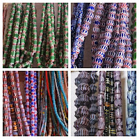 african beads, trade beads