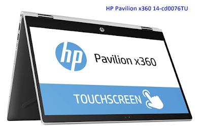 HP Pavilion x360 14-cd0076TU FHD 14-inches Laptop 8 Gen with Intel Core i3-8130U, 1TB HDD