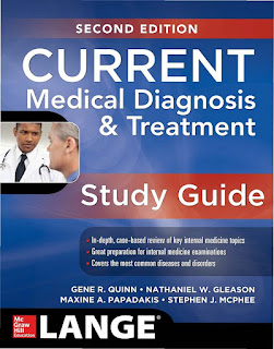 CURRENT Medical Diagnosis and Treatment Study Guide 2nd edition