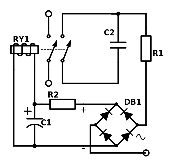 magnetron wiring and transformer diagram
