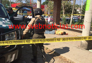 Ejecutan a hombre en Fraccionamiento camioneros en Coatzintla Veracruz