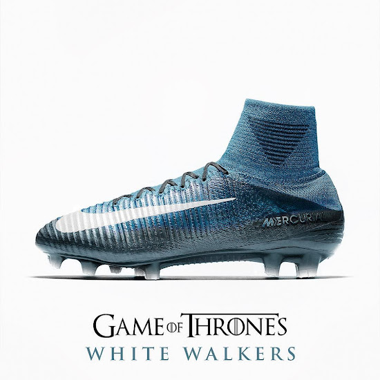 cb890a29bff5 Nike Game of Thrones Concept Boots by Philippe L-D - Footy Headlines