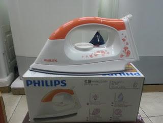 Harga Dan Gambar Setrika Uap Listrik Philips Terbaru 2017