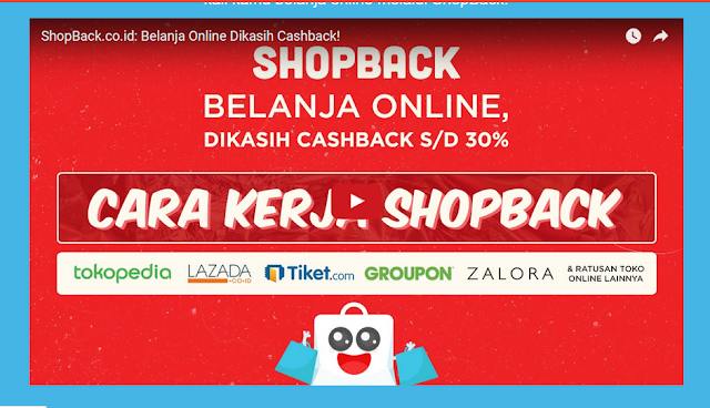 Cara Mendapatkan Cashback dari Pembelian Online