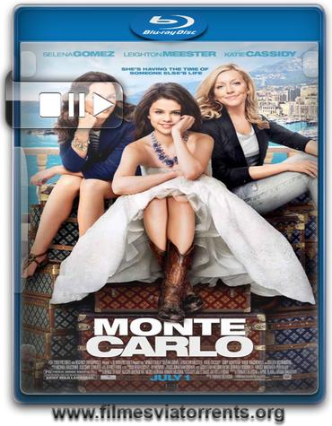 Monte Carlo Torrent - BluRay Rip 720p Dublado
