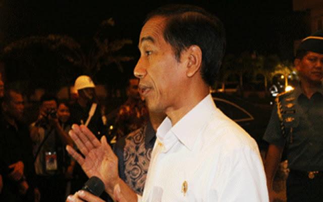 Konon Respons Jokowi soal #2019GantiPresiden Cuma Begini