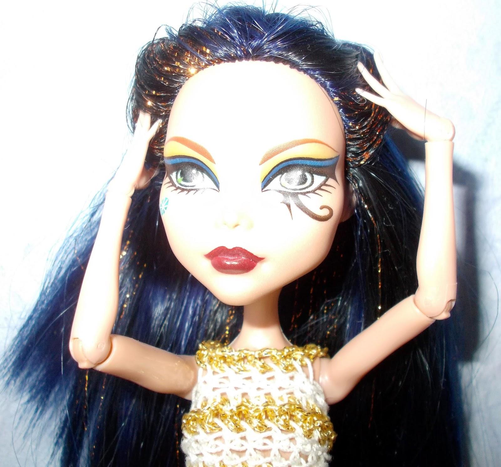 Calaminthes Clawdeen Fashiondoll Friends September 2016