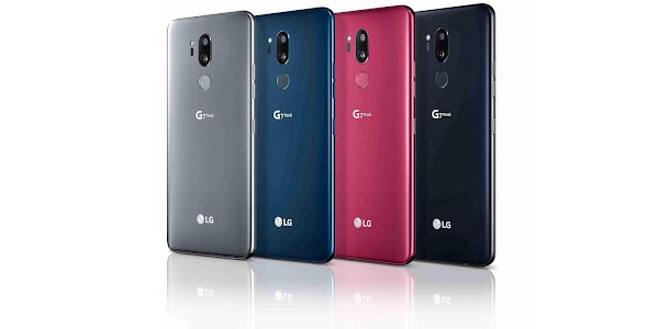 LG G7 Think - Colors