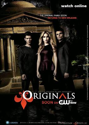 مشاهدة مسلسل The Originals S02 الموسم الثاني كامل مترجم أون لاين