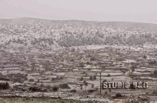Χιονοπτώσεις και σήμερα - Βελτιώνεται αύριο ο καιρός - Παραμένει το ψύχος - Την Δευτέρα χιόνια και στην Αττική (ηχητικό)
