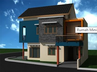 rumah minimalis sederhana 13