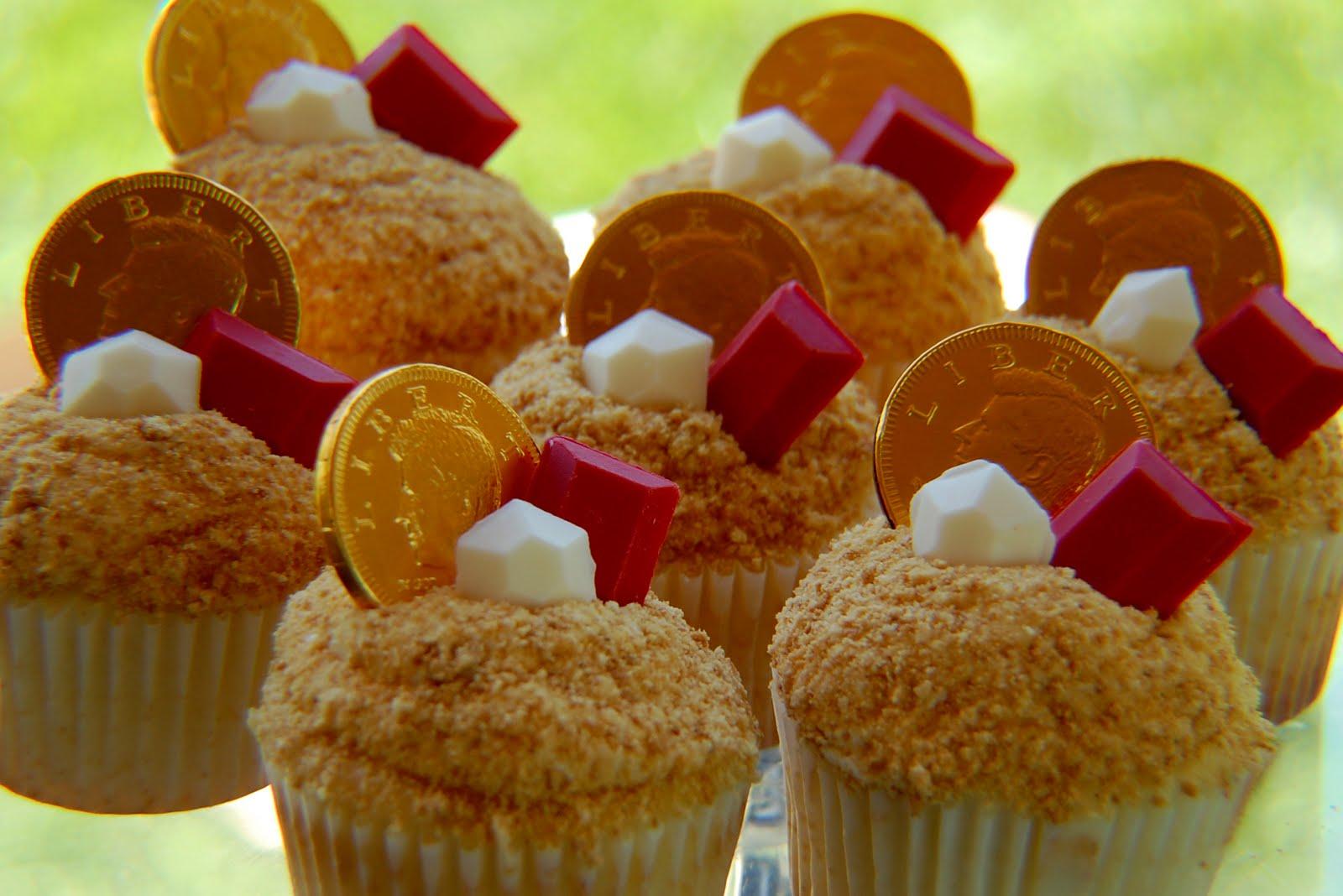 Cupcake Treasure Map Cake Ideas And Designs