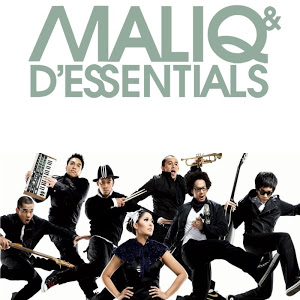 kunci gitar Maliq & D'Essentials Berlari Dan Tenggelam