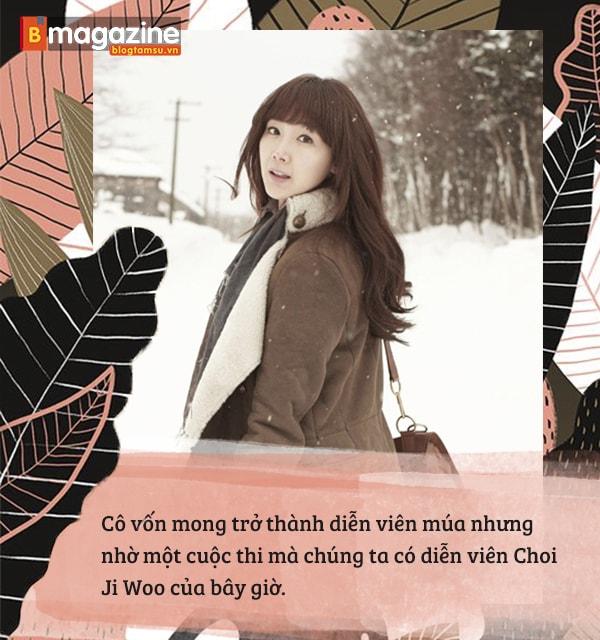 'Nữ hoàng nước mắt' Choi Ji Woo: mơ về một hạnh phúc nhỏ bé, giản dị - Ảnh 8
