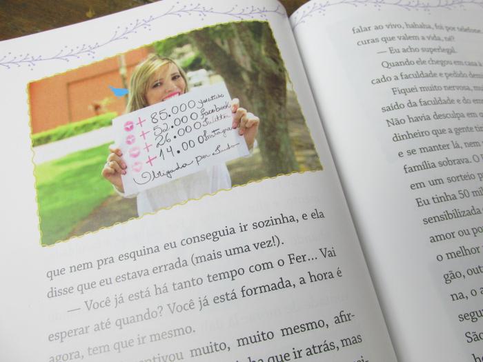 """Livro da Taciele Alcolea, """"Olá, Meninas e Meninos!"""", livro da taci"""