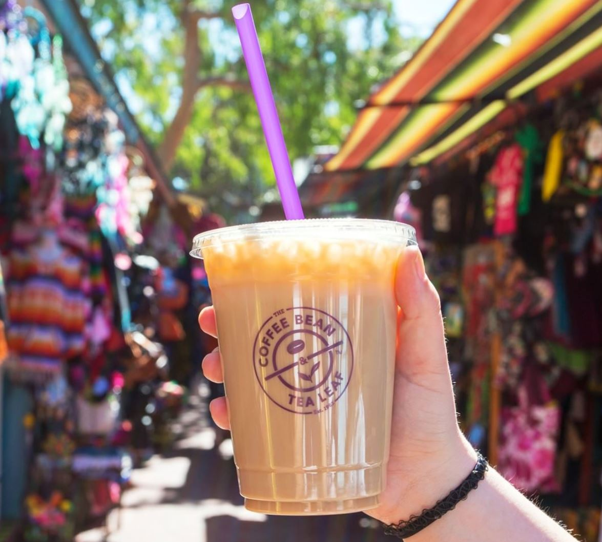 May 4 - 6 | Horchata and Matcha Horchata Lattes Only $1 @ Coffee Bean and Tea Leaf