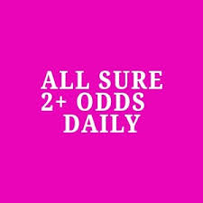 Today Sure 2 Odds: 1 August 2018
