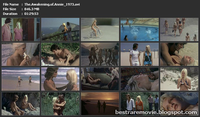 The Awakening of Annie (1976) The Virgin of Saint Tropez