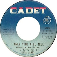 Only Time Will Tell (Etta James)