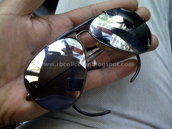 72601faaa2 All About Rayban Made in USA  RAYBAN OUTDOORSMAN LENSE G-31 DOUBLE ...