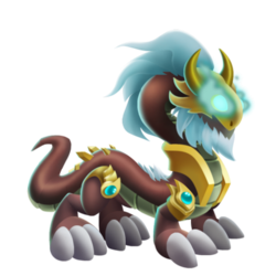 Dragon Chargé (Jeune)
