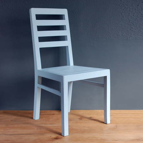 Terrific I Love Handmade Duck Egg Blue Dining Chairs By Mobius Living Cjindustries Chair Design For Home Cjindustriesco