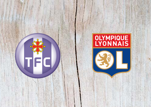 Toulouse vs Lyon  - Highlights 16 January 2019