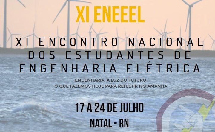 XI Encontro Nacional dos Estudantes de Engenharia Elétrica - XI ENEEEL