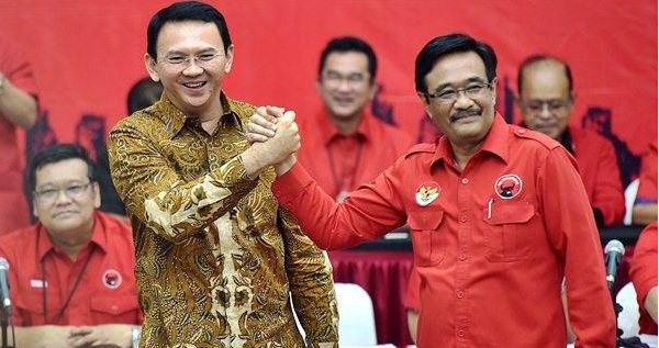 Profil dan Biografi Djarot Saiful Hidayat Wakil Gubernur DKI Jakarta